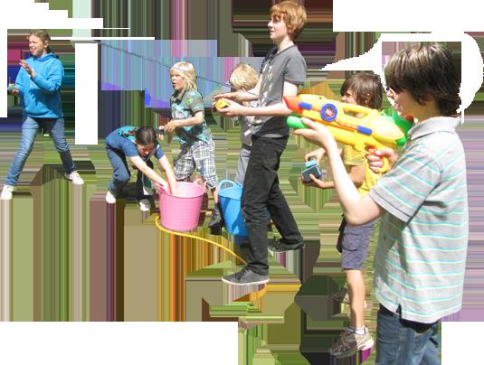 Kid's Summer Activities