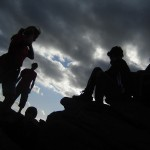 Dartmoor silhouette